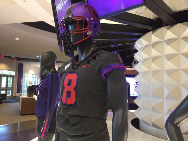 TCU Uniforms